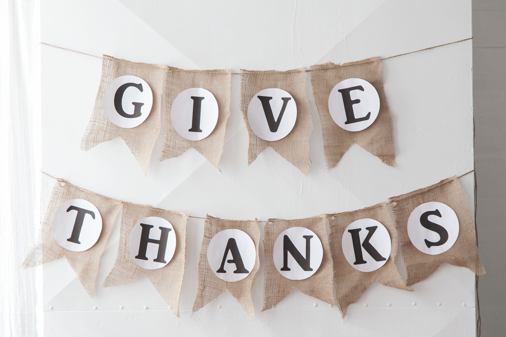 DIY give thanks bunting AVENLE MEO BAAKLINI''-16