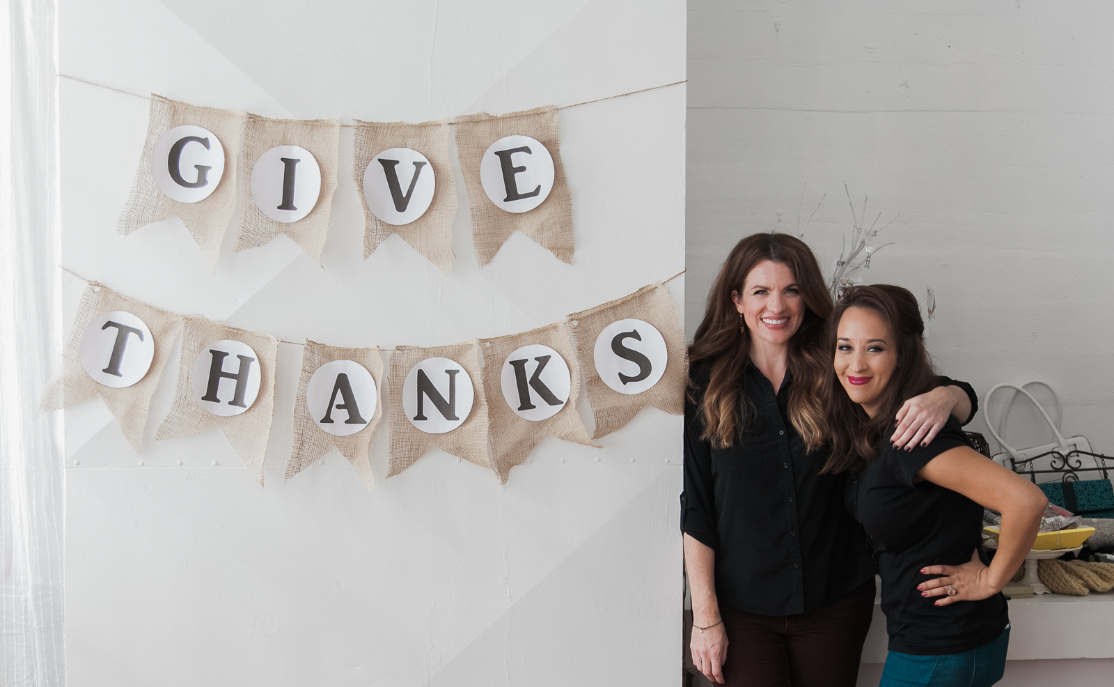 DIY give thanks bunting AVENLE MEO BAAKLINI''-17