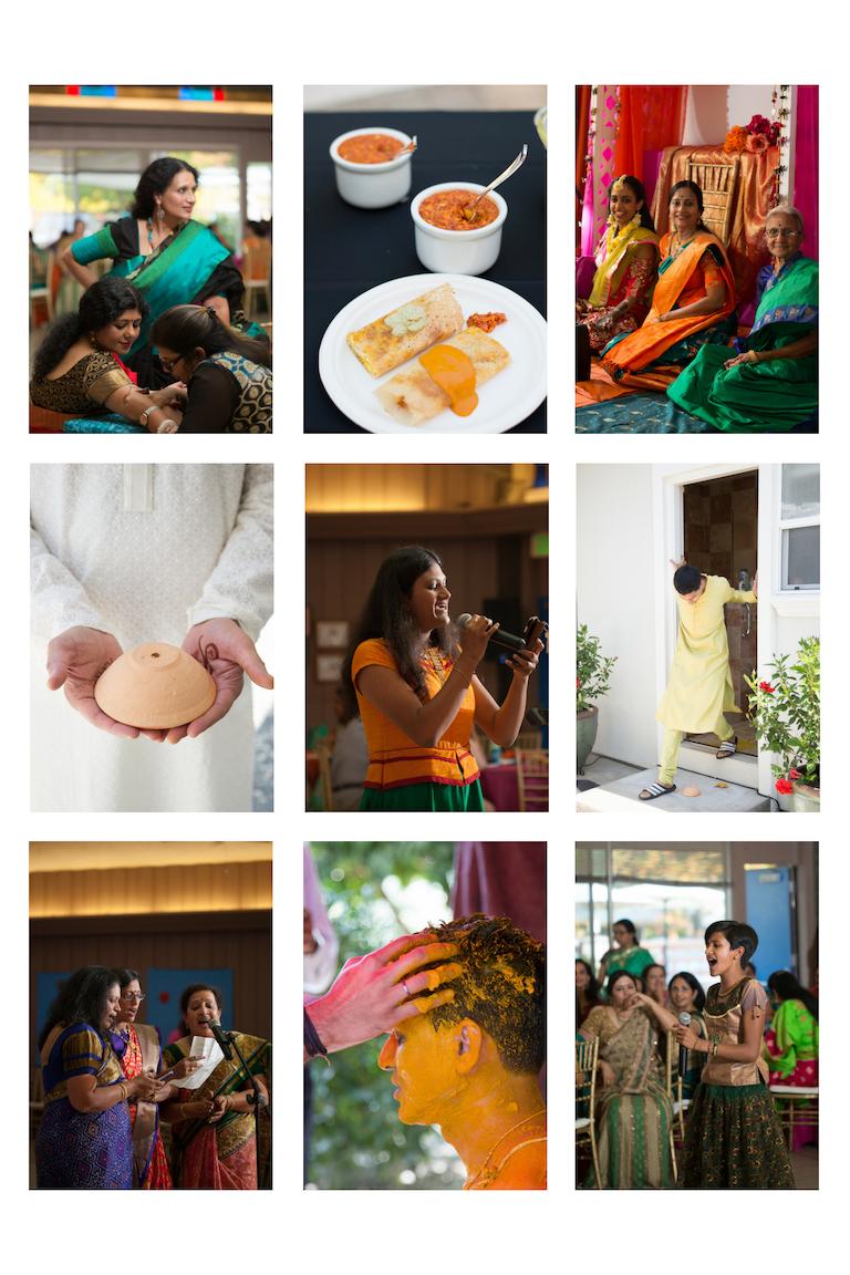 South Asian Wedding Mehndi