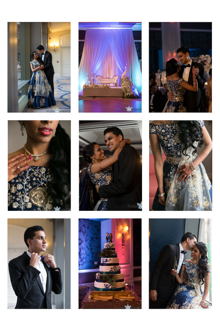 Westin Hotel South Asian Wedding