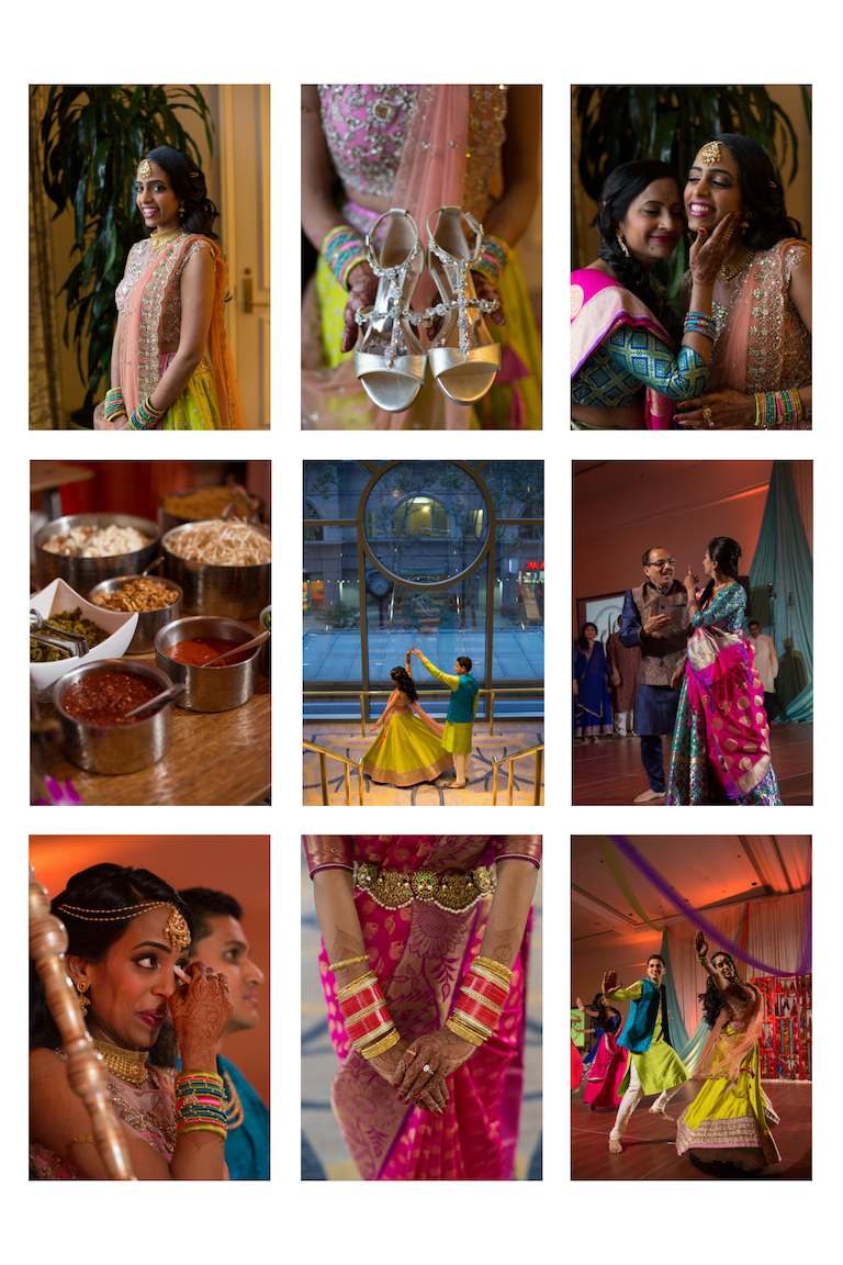 Indian Wedding Fairmont Hotel