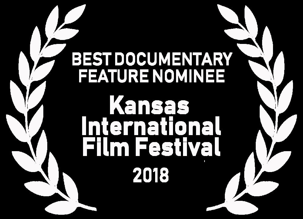 Kansas International Film Festival (Oct 2018) -