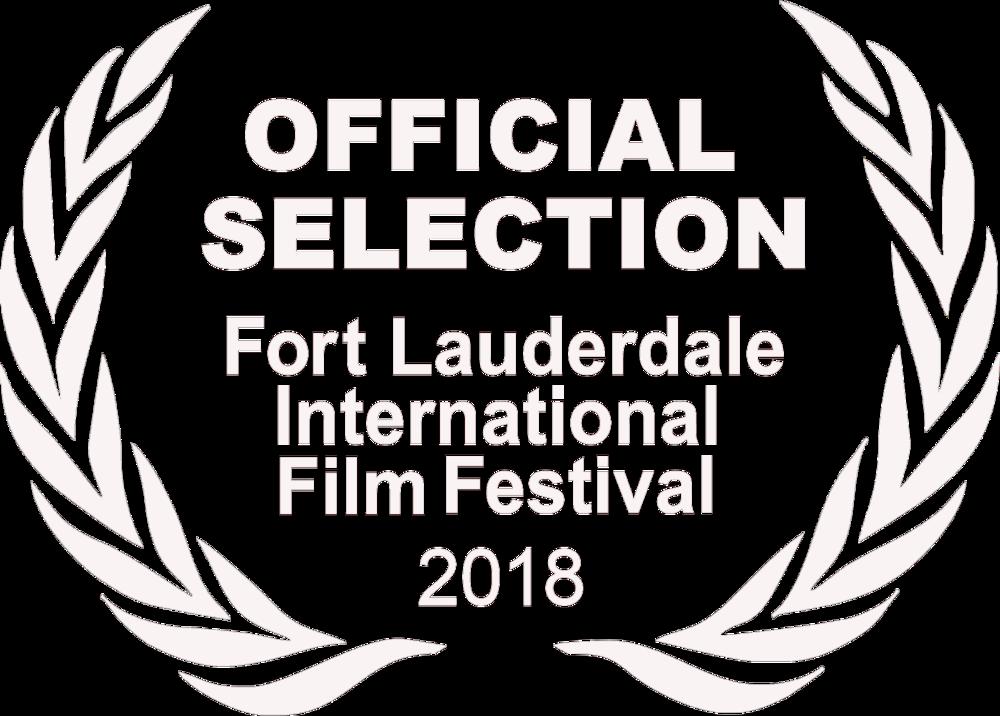 Fort Lauderdale International Film Festival (Nov 2018) -