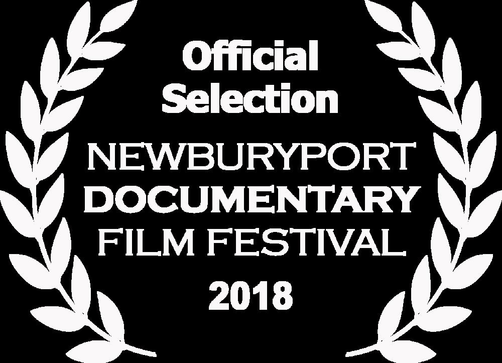 Newburyport Documentary Film Festival (Sept 2018) -