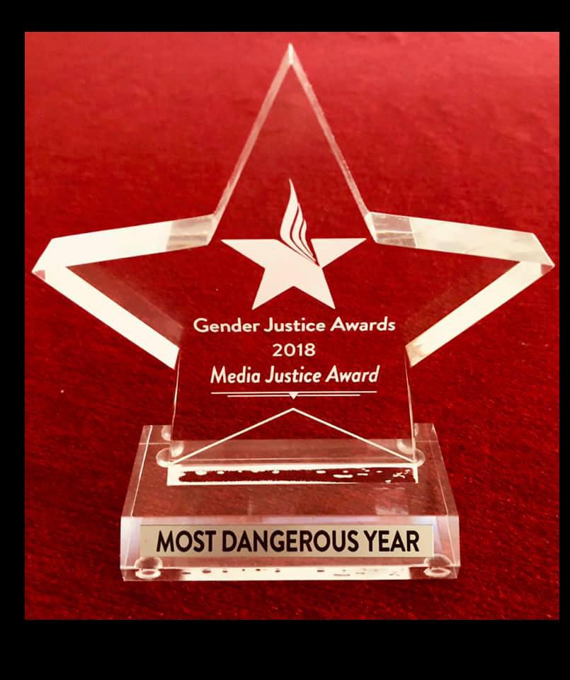 Gender Justice League Awards (2018) -