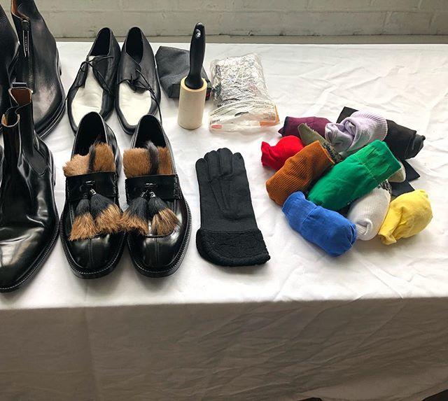 Shoes & socks Sunday shoot