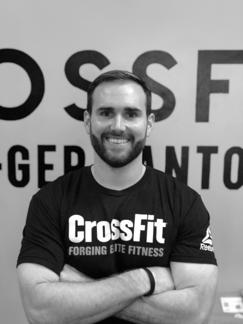 Travis Minton    CrossFit Level 1