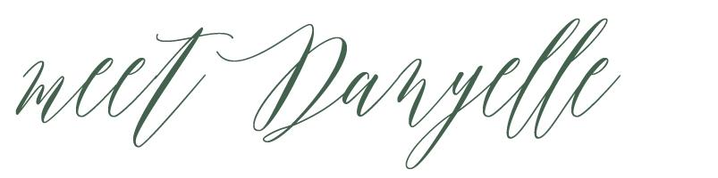 Danyelle Dee Photography - Meet Danyelle