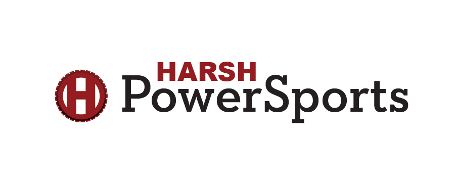 Harsh Power Sports logo