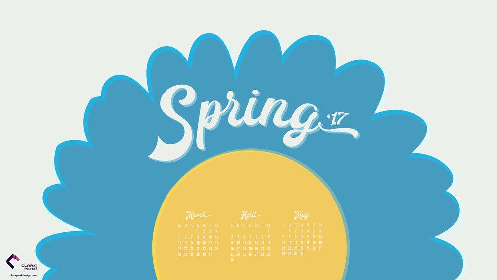 Free Spring 2017 Wallpaper