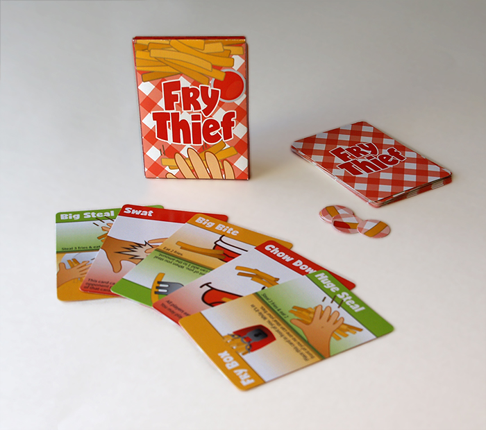 Fry Thief Game Design