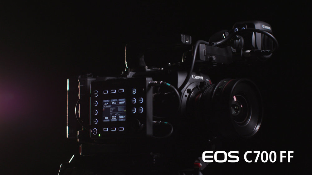 - The primary audience for the EOS C700FF is professional film makers and cinematographers. Similar to the EOS C700 Before the Prep series, we needed technical education designed for highly trained professionals. We were aiming to match the EOS C700 Before the Prep series, but this time we needed to do it 4x faster.