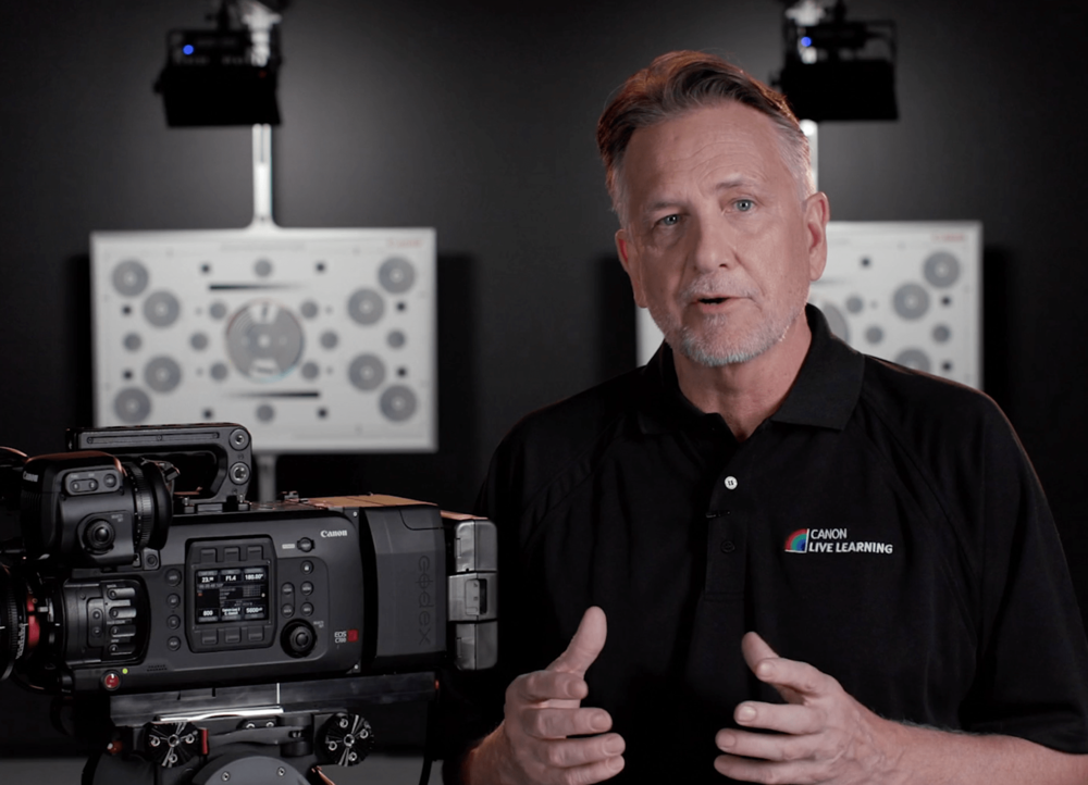 Canon C700FF - Instructional Video