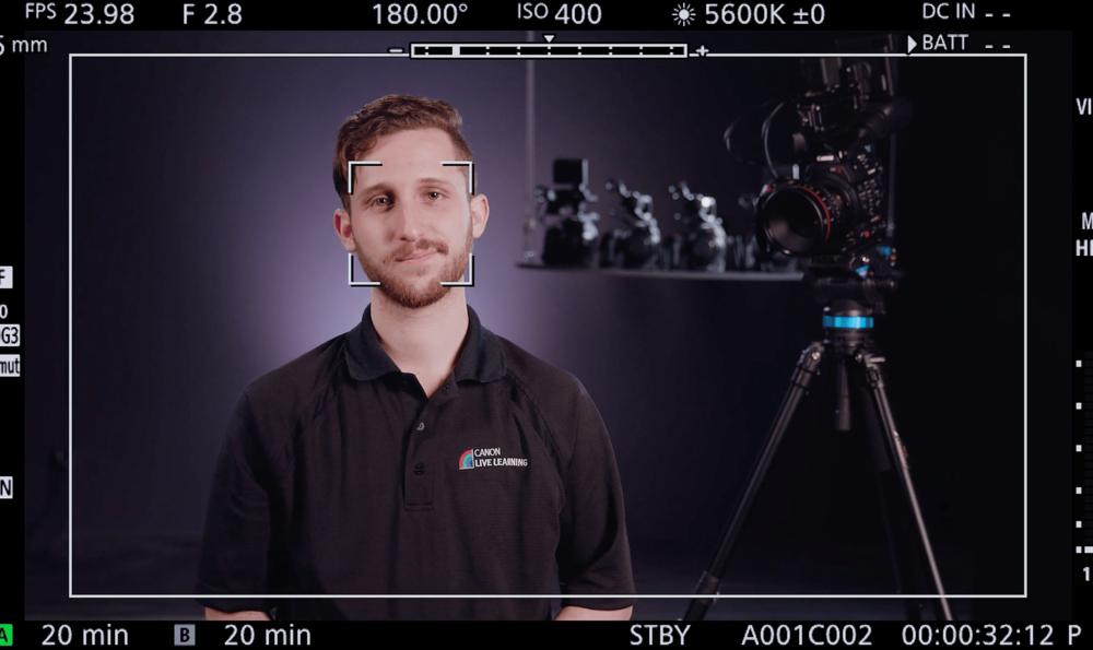 Canon C700 - Instructional Video