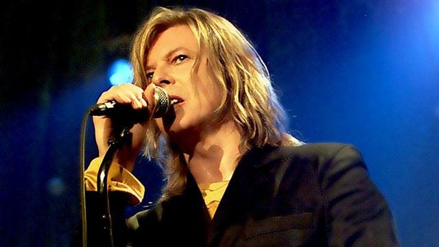 David Bowie, en el año 2000