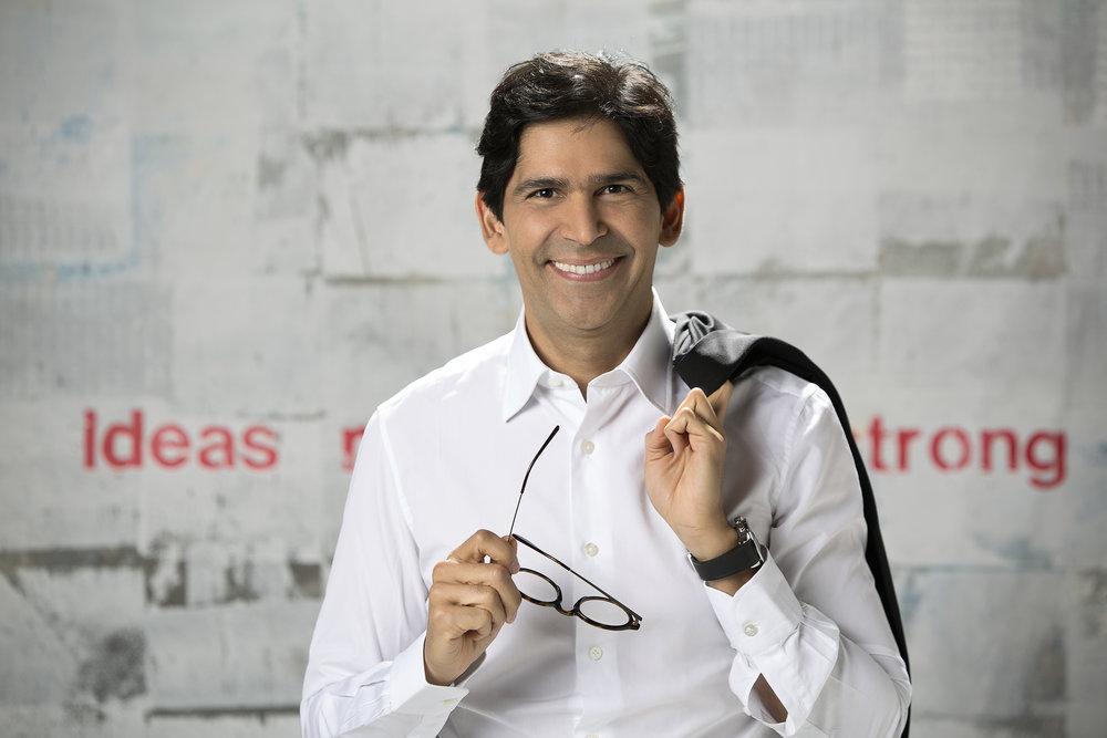 Marcos Santana, Director de Telemundo International Studios