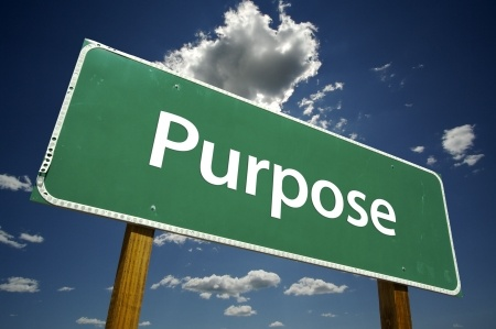 Organizations spend inordinate amounts of time on mission statements that gather dust as opposed to a purpose statement that should be posted on the front door.