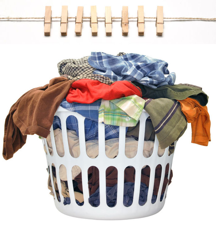 Candidates are spending more time talking about airing their dirty laundry than issues.