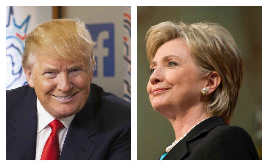 While Donald Trump and Hillary Clinton topped an Oregon poll, a significant number of voters are still undecided.