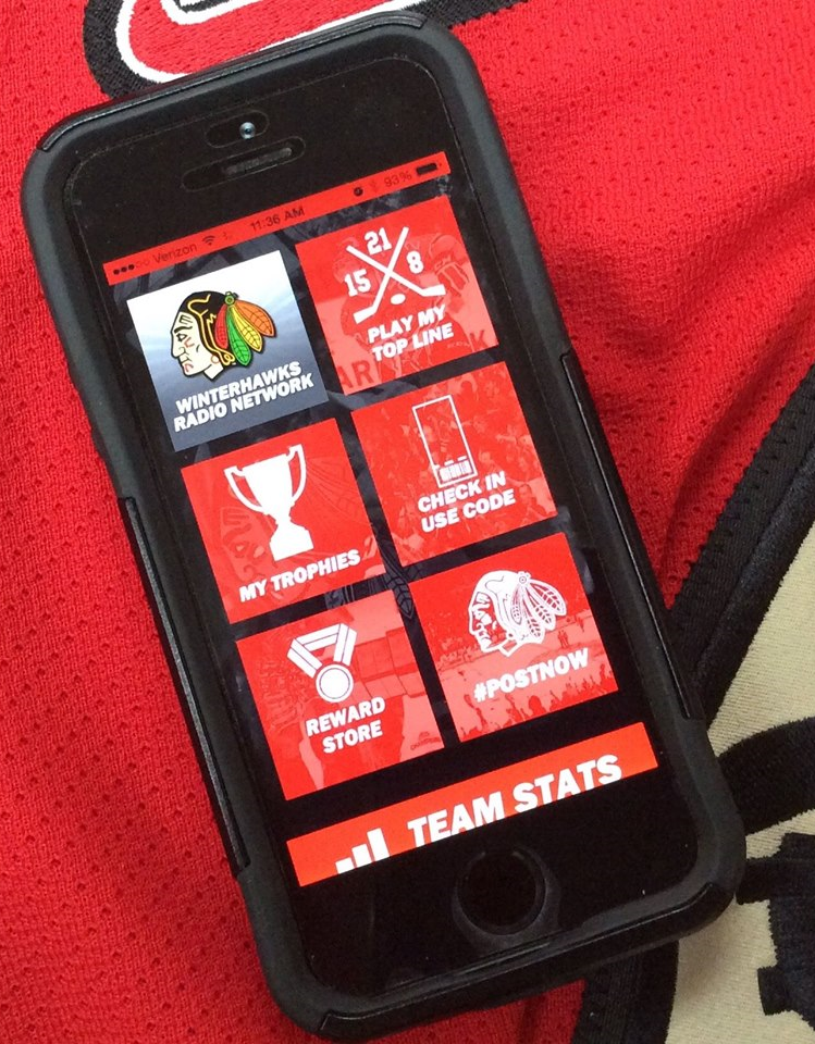 The Player Pick engagement tool allows fans in a stadium or arena to select a player whom they believe will score a goal or basket during the game. It is similar to one-week fantasy sports experience.