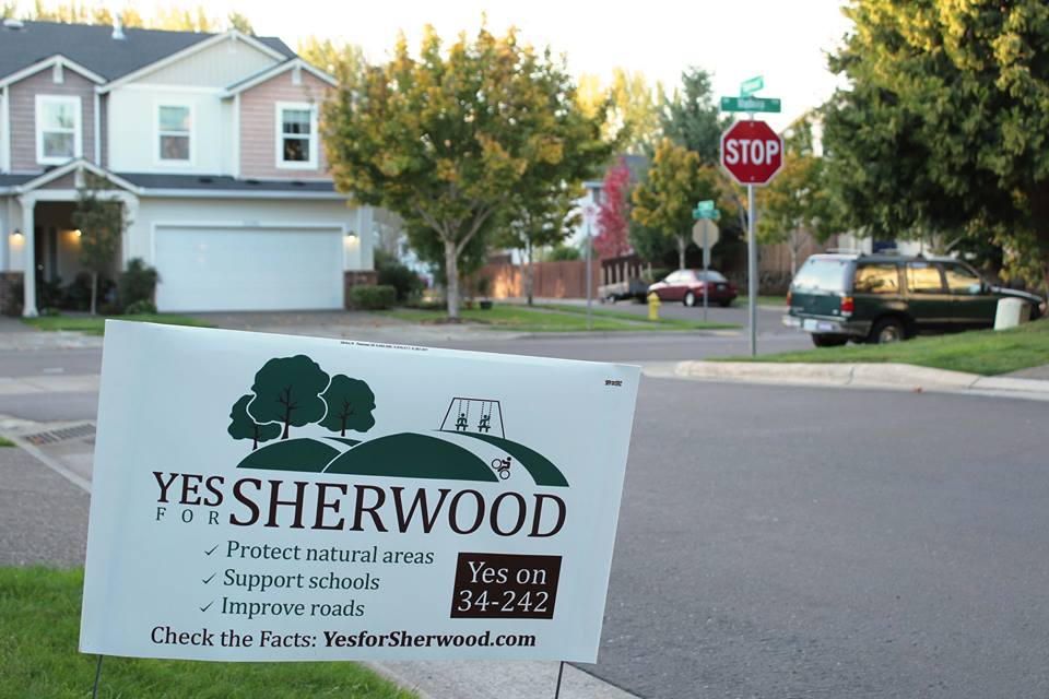 This November, Sherwood voters turned down a proposed annexation for a third time. The 104 acres of land were brought into the Portland metro urban growth boundary in 2002.