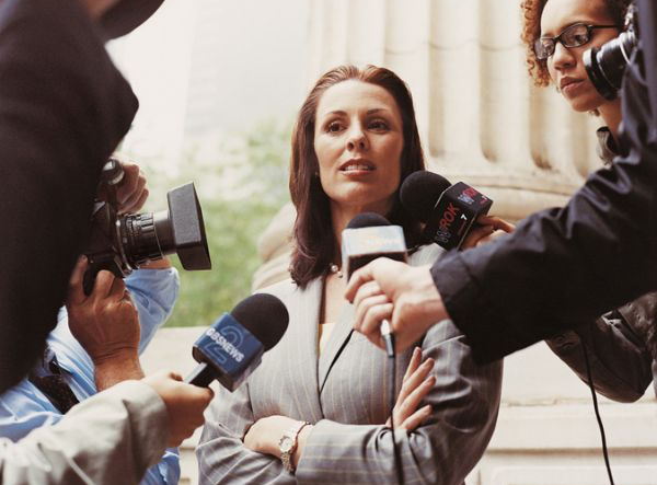 The spokesperson's role isn't to gush information, but to deliver a key message with words that a reporter can quote and an audience can grasp.