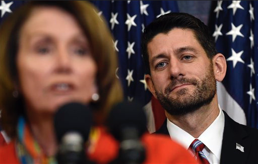 """New House Speaker Paul Ryan turned a """"crap sandwich"""" into a $1.1 trillion spending and tax deal that both Republicans and Democrats can point to with provisions they support."""