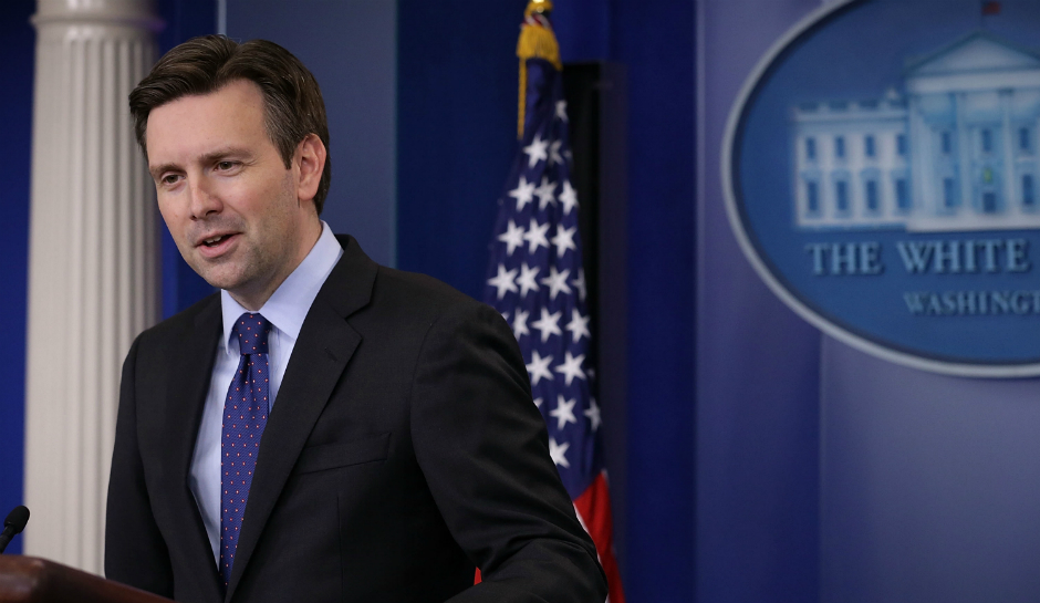 In his condemnation of Donald Trump last week,White House Press Secretary Josh Earnest reminded us all that a slight misuse of a word in a press conference can create lots of confusion in the news.