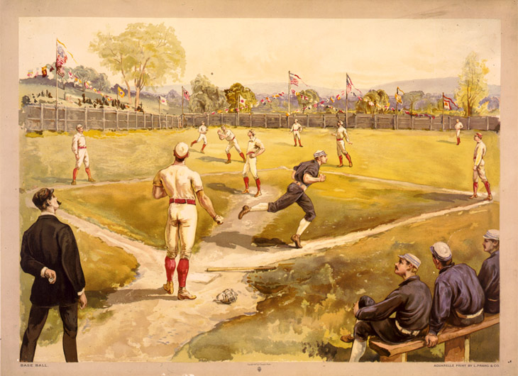 New documents reopen the question of who invented baseball, reminding us of the colorful characters who were involved in what has become America's national pastime – all just in time for the opening of a new season.