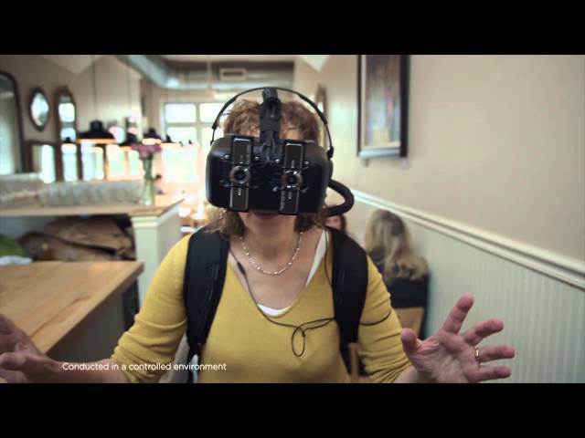 Excedrin's latest ad campaign uses virtual reality to show how painful and debilitating migraine headaches can be and why those who suffer them aren't faking it.