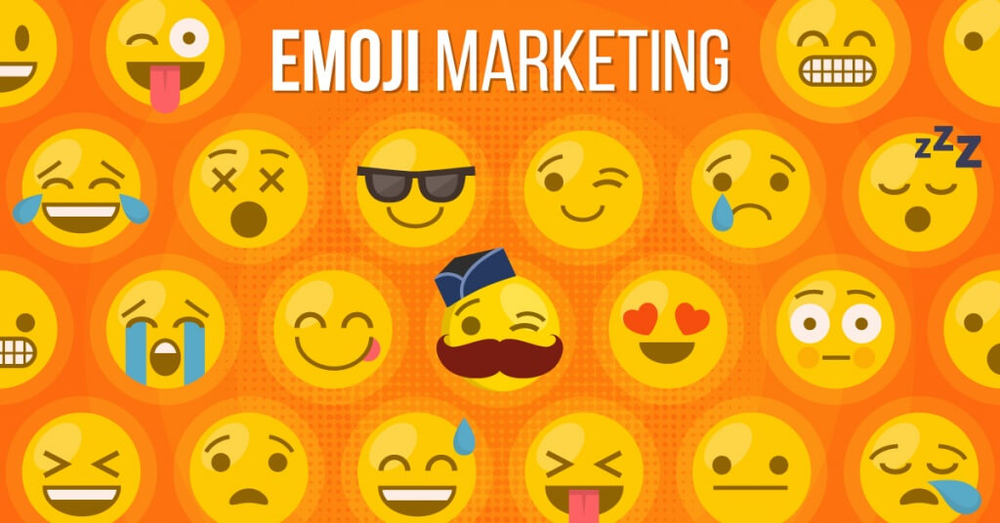 Emojis are emerging as a whole new digital language where a tiny icon replaces text to convey emotion and sentiment and to personalize online marketing interactions.