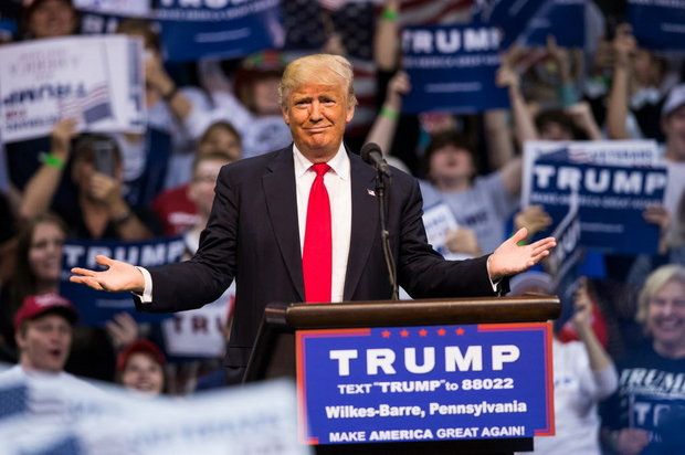 As Republicans open their national convention in Cleveland, Donald Trump has pledged to put some surprising states in play in November, including Oregon and Washington. What does Trump know that most political observers in the Pacific Northwest fail to see?(Photo Credit:Christopher Dolan/The Times & Tribune via AP)