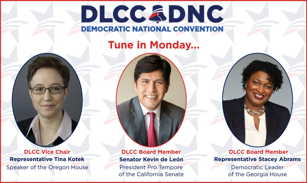 Oregon House Speaker Tina Kotek will speak at the Democratic National Convention about how to move a liberal agenda at the state level.
