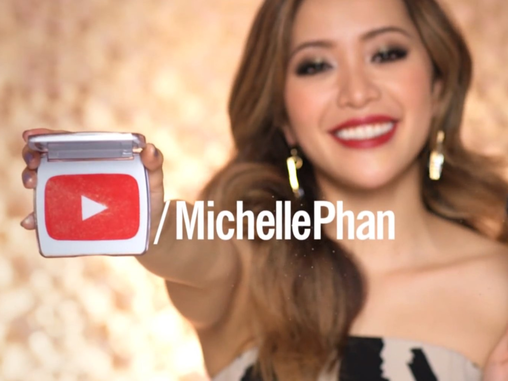 Michelle Phan went from a makeup blogger to a YouTube phenom by combining her visual subject matter with a medium that matched her target audience's preference and offering informative, entertaining and humanized video content.