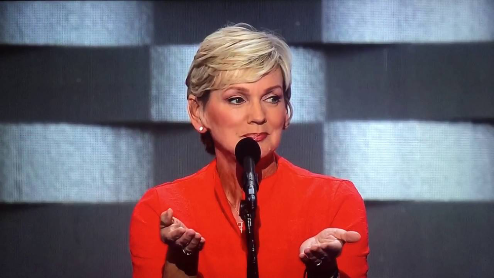 Former Michigan Governor Jennifer Granholm gave an impassioned speech on economic togetherness at the 2016 Democratic National Convention. It was a lesson she may have learned from the wine industry, which challenged legislation that gave her wineries a home field advantage.