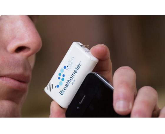 The Breathometer, a smartphone breathalyzer, was Shark Tank's first $1 million deal. All five sharks were sold on the pitch. Now even Richard Branson is investing in it.