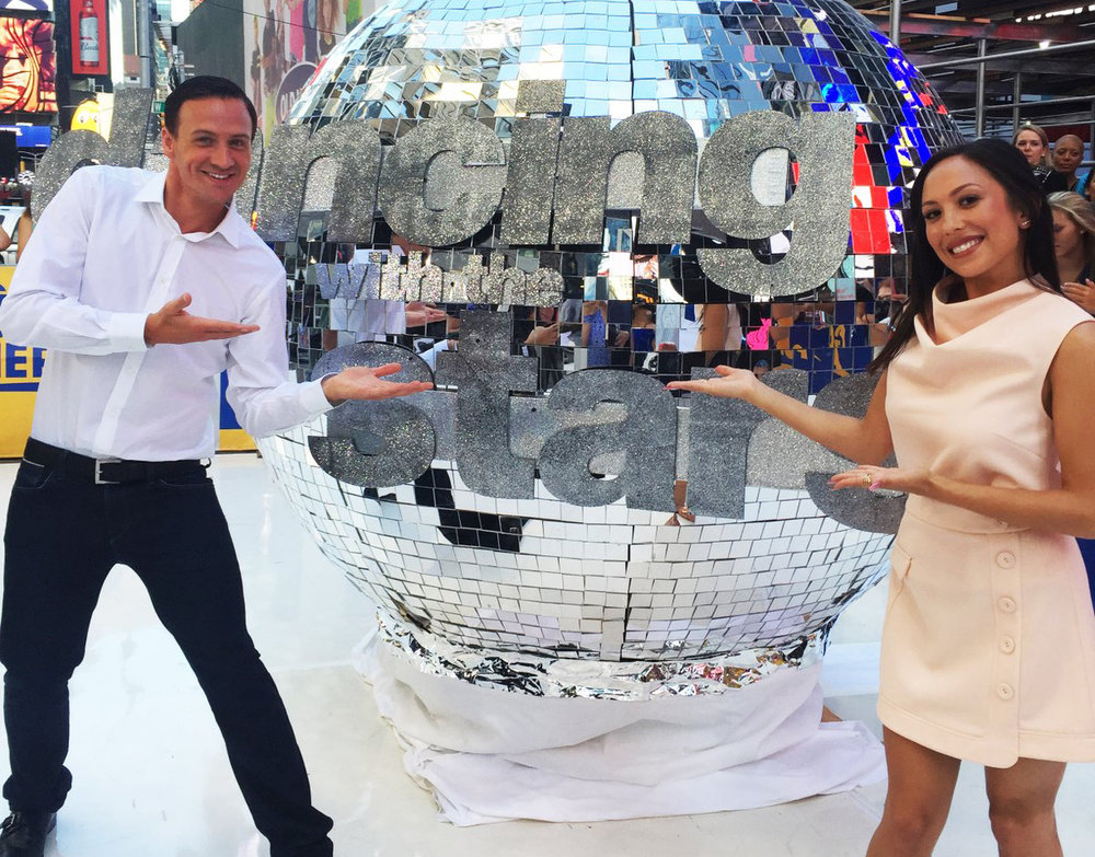 """U.S. Olympic swimmer Ryan Lochte wants to move on from his fractured hold-up story in Rio to ABC's """"Dancing With the Stars""""without dancing with the consequences of his cover-up lie."""
