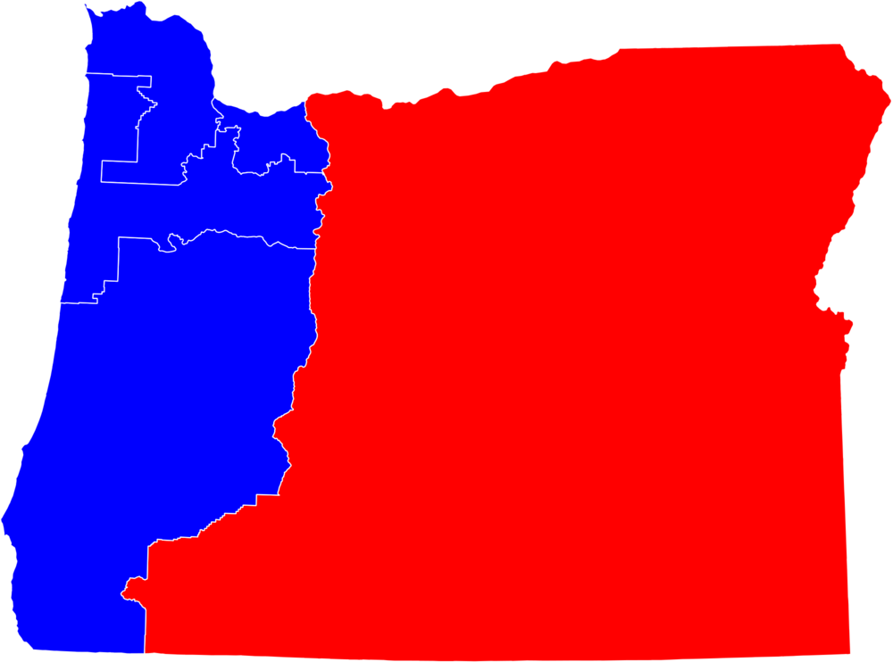 Four of Oregon's five congressional districts are held by Democrats. If Oregon gains a sixth congressional district after the 2020 Census, it might be difficult to create a truly swing district that a Republican, Democrat or political independent could win.