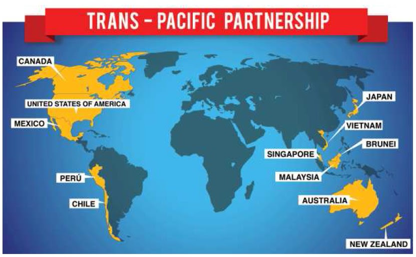 President Trump withdrew the United States from the Trans-Pacific Partnership without identifying any new initiative to expand US trade in the Asia Pacific and as China stepped in to lead new rounds of talks on regional economic collaboration that don't include the United States.