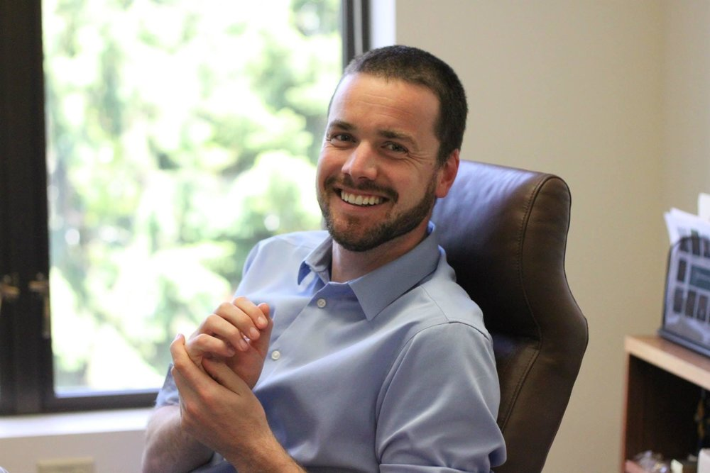 Zack Reeves  State Affairs Associate