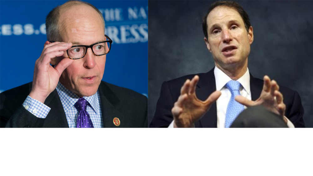 Oregon Congressman Greg Walden and Senator Ron Wyden are playing major roles in high-profile federal issues. Walden is pushing to streamline Medicaid while Wyden pushes for financial disclosure by President Trump before his administration negotiates new or revised trade deals.