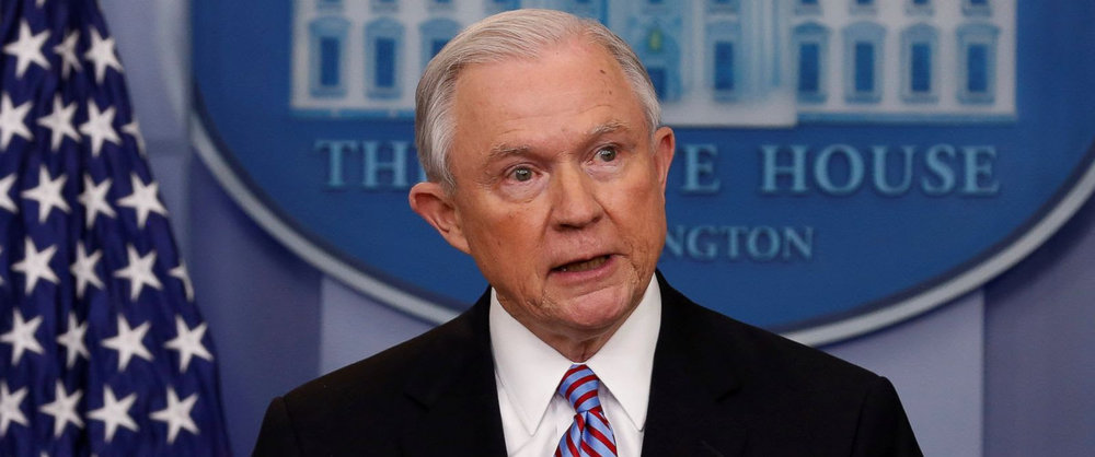 Attorney General Jeff Sessions sent a warning shot to sanctuary cities and states indicating they could risk Department of Justice grant money if they cannot prove they comply with federal immigration law.