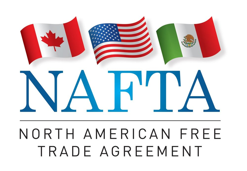 NAFTA, Trump administration, U.S. Chamber of Commerce, cross-border trade, tariffs, US manufacturing, Robert Lighthizer, Mark Zandi, tax cuts, CFM Federal Affairs