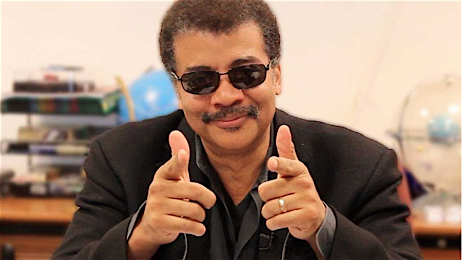 Neil deGrasse Tyson, who is known for his cosmic-cocktail ability to explain  complicated subjects simply , used a visual explanation to school a coffee shop barista about the properties of whipped cream.