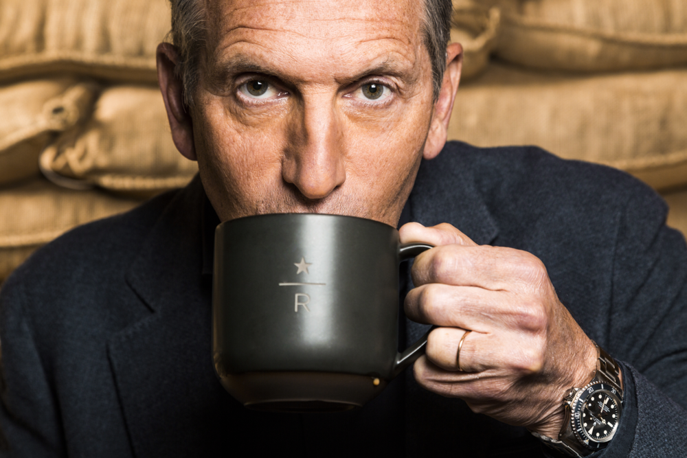 Howard Schultz is stepping down as executive chairman of Starbucks, the coffee company that he made ubiquitous and iconic for what it served customers and how it treated employees. Schultz, who may run for President in 2020, left an enduring legacy of corporate leadership.