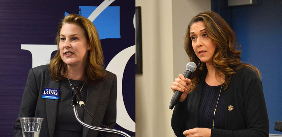 "Democrat Carolyn Long is mounting what many consider a more serious challenge than expected to GOP incumbent Congresswoman Jaime Herrera Beutler in Southwest Washington's 3rd Congressional District. The House seat is on the watch list of ones that could flip in the midterm election if the so-called ""Blue Wave"" materializes."