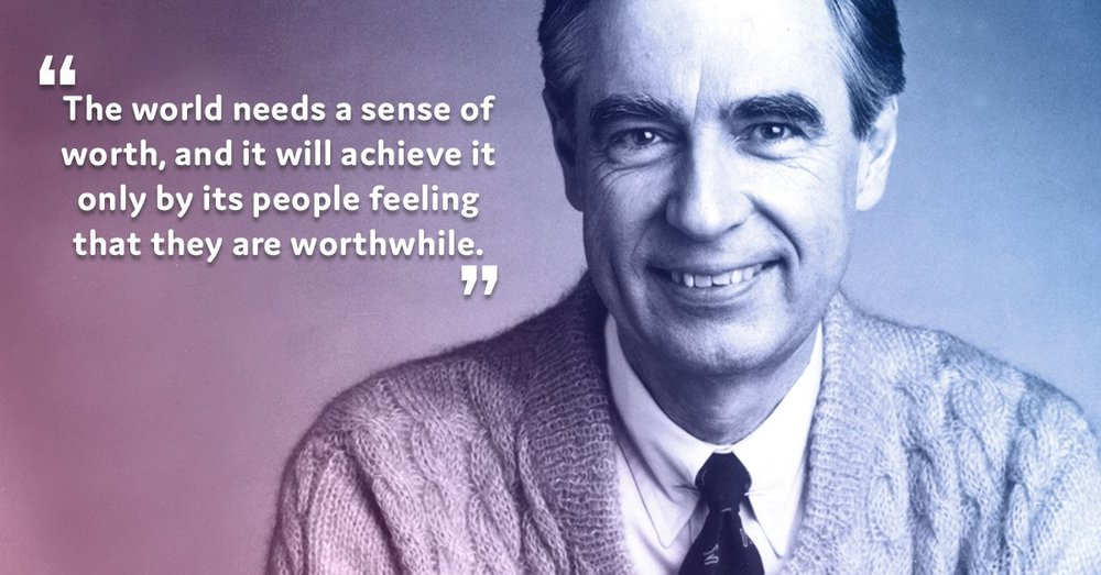 Bomb threats aimed at political leaders and a mass shooting at a synagogue have left the nation stunned once again and in desperate need of some wisdom. What better source than Mister Rogers.