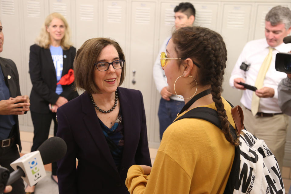 Public education was a major debating point in the gubernatorial election, with  sharp differences  between Governor Brown and GOP challenge Knute Buehler. With Brown's victory, the views that count the most heading into the 2019 session may be from her August 2018  education policy statement .