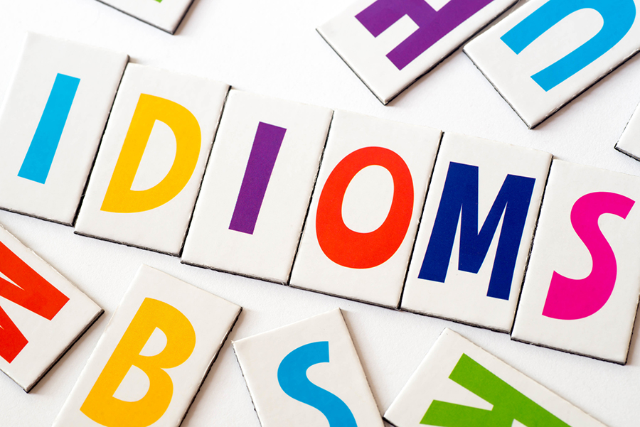 Idioms can be great verbal short-cuts, communicating a lot with a few words. They also can confuse or distract an audience unfamiliar with pithy phrases that originated in the past when telephones had hooks, cars had cranks and only opium users had pipe dreams.