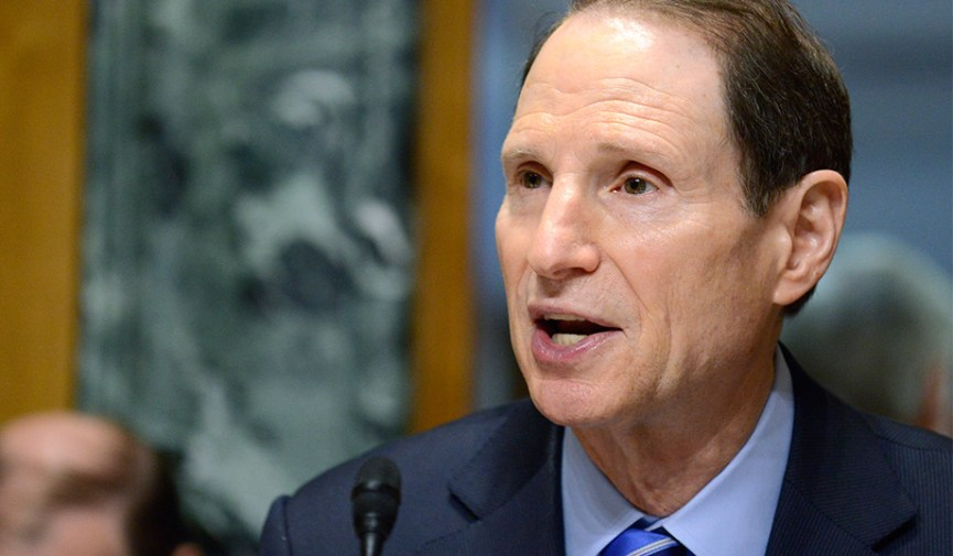 In an expansive interview with the  Portland Business Journal , Oregon Senator Ron Wyden defended the Green New Deal, questioned the effectiveness of tariffs to influence China trade policy and urged the IRS to waive penalties for federal income taxpayers who failed to withhold enough for their 2018 taxes.